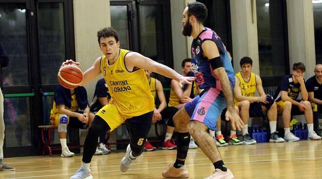 Bama Altopascio serie C Gold Basket sfida Montale