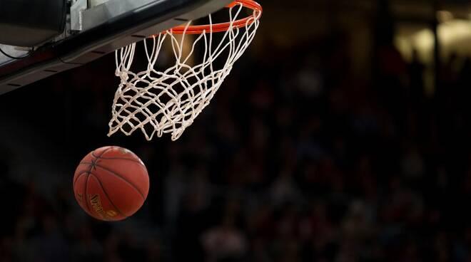 canestro palla basketball