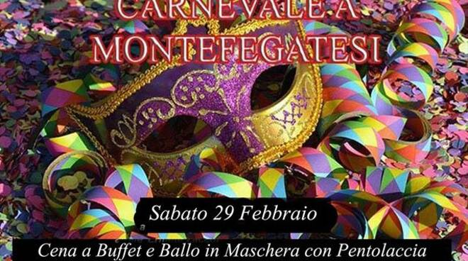 Carnevale Montefegatesi 2020