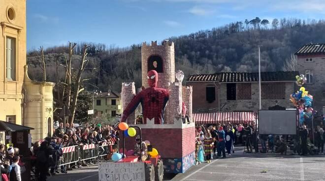 Carnevale Valdottavo 2020