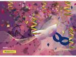 cartoline speciali carnevale Poste Italiane