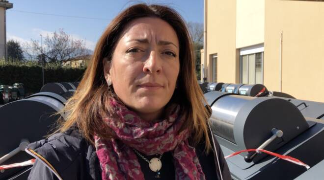 Caterina Susini dirigente tecnica Sistema Ambiente Lucca
