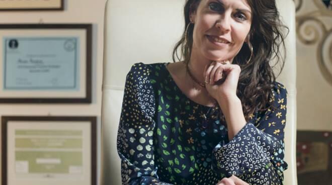 Chiara Pardini life coach corso Viareggio