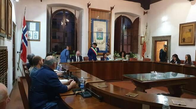 Consiglio comunale Borgo a Mozzano