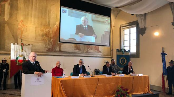 consiglio comunale provinciale Lucca Real Collegio Giorno del Ricordo