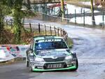 Della Maggiora rally motori Corsica MM Motorsport