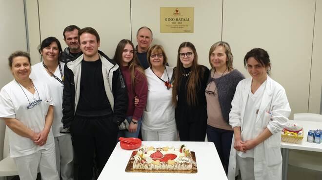 donazione di sangue Lucca donatori Fratres Marlia ospedale San Luca Lucca