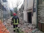 esplosione via Santeschi Pontetetto