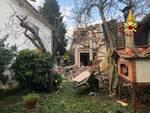 esplosione via Santeschi Pontetetto vigili del fuoco Lucca