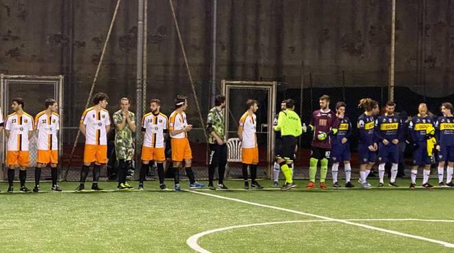 Etruria Toringhese serie D Calcio a Cinque