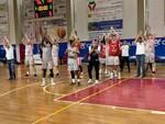 Etrusca San Miniato saluto finale basket serie B