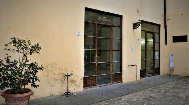ex Caffetteria di Palazzo Ducale