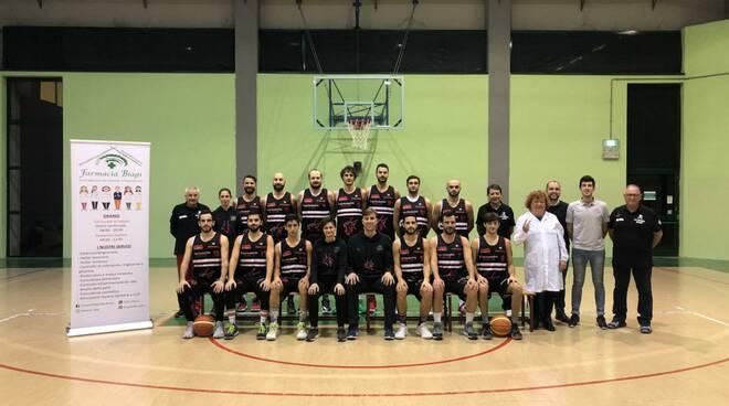 Farmacia Biagi Capannori Basket Promozione