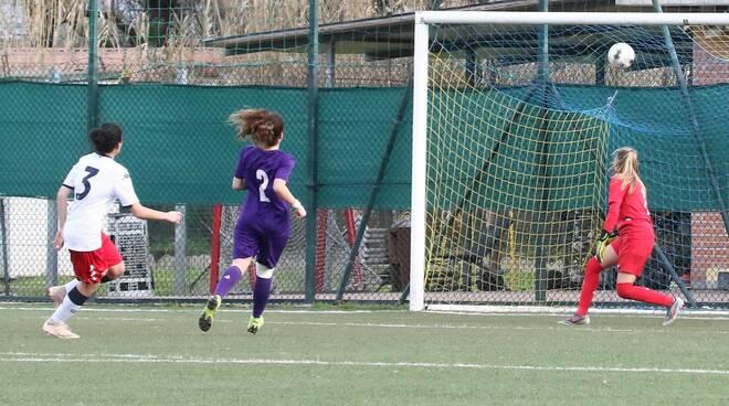 Fiorentina Genoa VIareggio Women's Cup