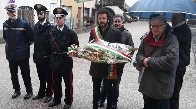 Giornata del ricordo Borgo a Mozzano 2020