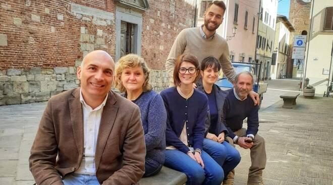 Giunta di Castelfranco di Sotto in centro storico