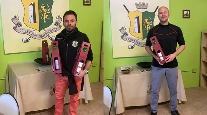 Golf Club San Miniato vittoria circuito