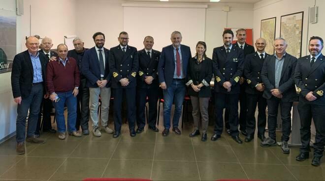 gruppo pesca sportiva porti Fipsas assessore Ceccarelli