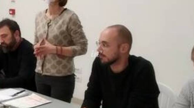 i consiglieri comunali di Cambiamenti San Miniato Manola Guazzini e Matteo Squicciarini