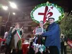 Il finale del carnevale di Santa Croce