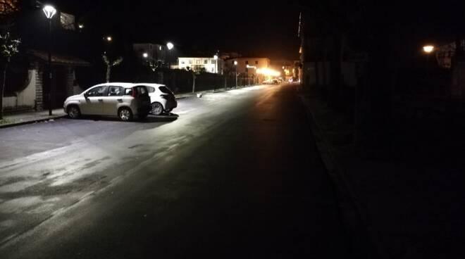 illuminazione pubblica Borgo a Mozzano led Orgoglio Comune polemica