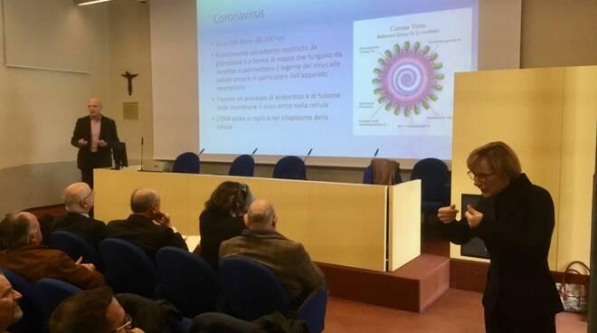 incontro informativo Comune Asl Toscana Nord Ovest Lucca 29 febbraio 2019
