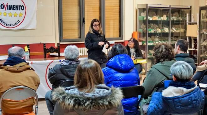Irene Galletti M5S Lucca candidata presidente Regione Toscana