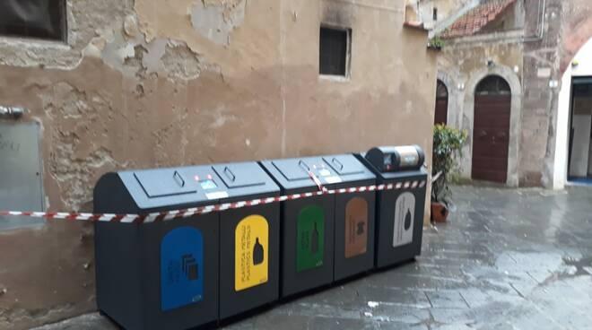 isole fuori terra sistema ambiente centro storico Lucca