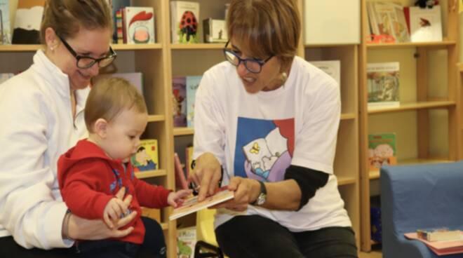 letture bambini nati per leggere