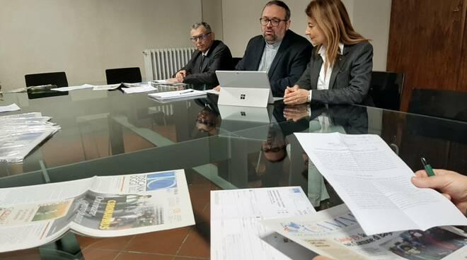 Luccasette In Cammino arcivescovo Paolo Giulietti presenta piano comunicazione arcidiocesi di Lucca