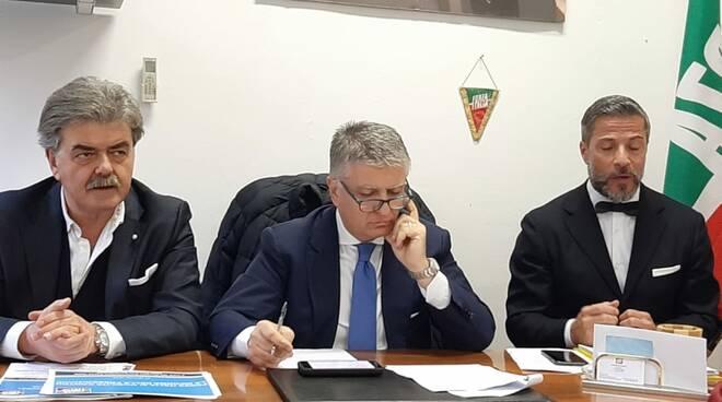 Mallegni, Baldini, Marchetti