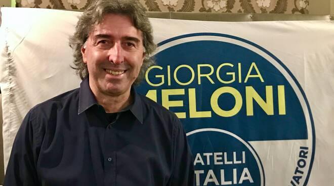 Marco Dondolini direttivo Fratelli d'Italia Viareggio