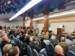 Marco Remaschi Hotel Guinigi presentazione candidatura elezioni regionali 2020