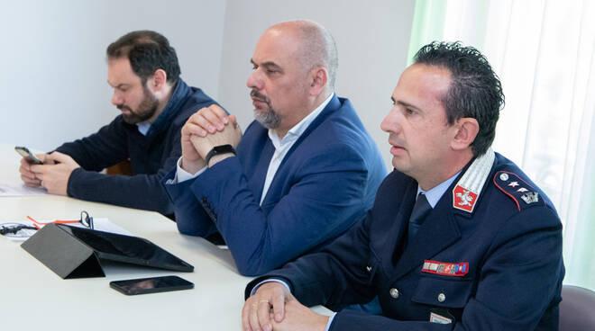 MASSIMO LUSCHI polizia municipale empolese valdelsa