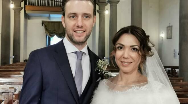 Matrimonio Giulia Flagiello e Marco Rusconi Santa Croce sull'Arno 22 febbraio 2020