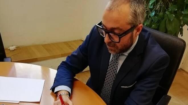 matteo franconi sindaco Pontedera 2020
