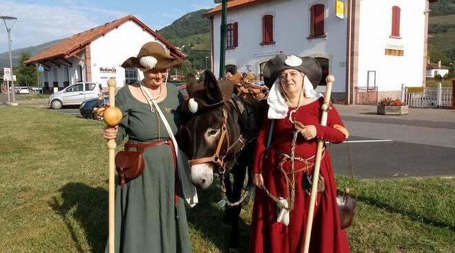 Medioevo incontro sui pellegrini ad Altopascio