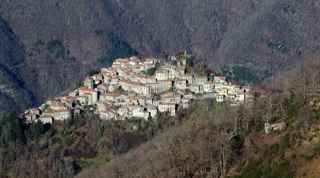 Montefegatesi nuovo sentiero del Cai Bagni di Lucca