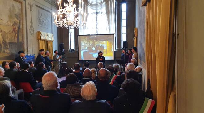 Nottolini Busdraghi Carrara Prefettura Giorno della Memoria