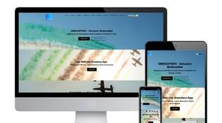 OmegaPoint i siti che diventano App