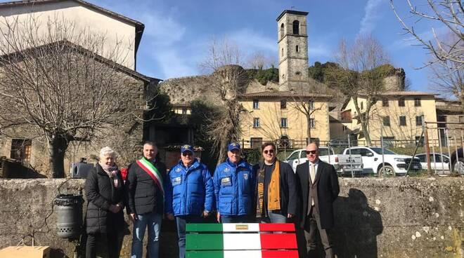 Panchina tricolore Castiglione