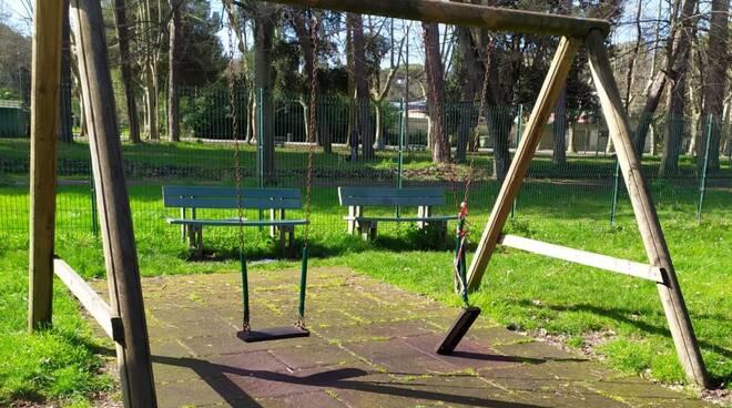 Parchi pubblici abbandonati a Viareggio