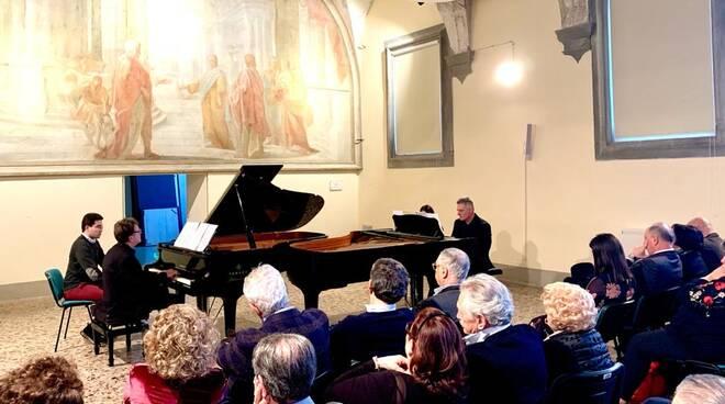 Passalia Cantini concerto animando