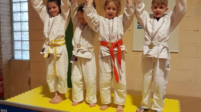 Pietrasanta Fuyijama judo gare risultati Spello Umbria