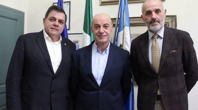Pietrasanta incontro questore sindaco commissariato