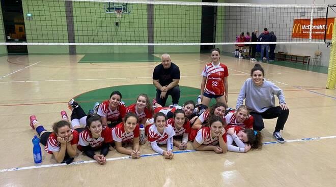 Polisportiva volley Capannori