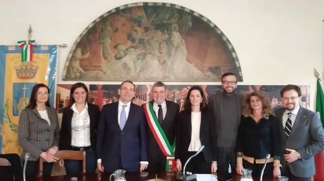 prefetto di Pisa Giuseppe Castaldo a Montopoli 27 febbraio 2020