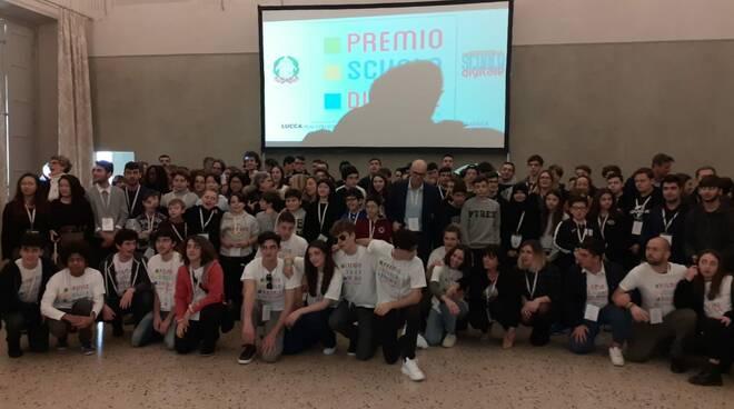 Premio scuola digitale Ghivizzano
