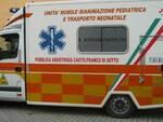 Pubblica Assistenza Castelfranco ambulanza