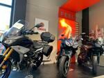 Restart Party al Motorgame 2020 New Concept con la moto di Valentino Rossi